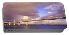 Oakland Bay Bridge San Francisco Portable Battery Charger