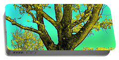 Portable Battery Charger featuring the photograph Oaks 3 by Pamela Cooper