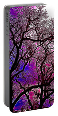 Portable Battery Charger featuring the photograph Oaks 6 by Pamela Cooper