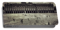 Obradoiro Square Rajoy Palace Portable Battery Charger