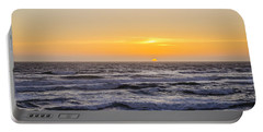 Ocean Beach Sunset Portable Battery Charger