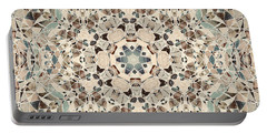 Ocean Breeze 51c02 - Mandala Portable Battery Charger by Aimelle