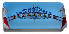 Ocean City Boardwalk Arch Portable Battery Charger