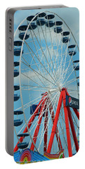 Ocean City Md Ferris Wheel Portable Battery Charger