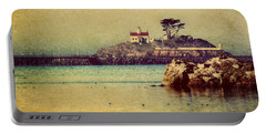 Ocean Dreams Portable Battery Charger by Melanie Lankford Photography
