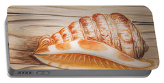 Ocean Shell Portable Battery Charger