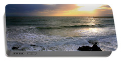 Ocean Sunset 84 Portable Battery Charger