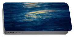 Portable Battery Charger featuring the photograph Ocean Twilight by Ari Salmela