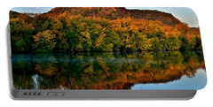 October Bluffs Portable Battery Charger