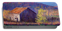 October Morning Portable Battery Charger