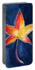 October Night Portable Battery Charger