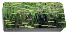 Portable Battery Charger featuring the photograph Ode To Monet by Chris Anderson