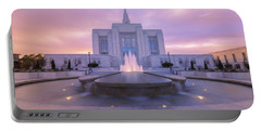 Ogden Temple I Portable Battery Charger