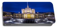 Ogden Temple II Portable Battery Charger