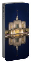 Ogden Temple Reflection Portable Battery Charger