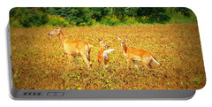Oh Deer Portable Battery Charger