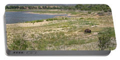 Oh Give Me A Home Where The Buffalo Roam Portable Battery Charger