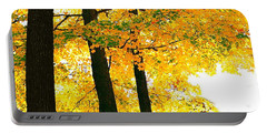 Ohio Autumn Portable Battery Charger