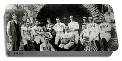 Ohio State Football Circa 1890 Portable Battery Charger