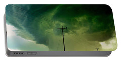 Oklahoma Mesocyclone Portable Battery Charger