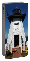 Olcott Ny Lighthouse - Replica Portable Battery Charger