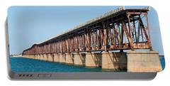 Old Bahia Honda Bridge 2 Portable Battery Charger