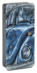 Old Blue Bug Portable Battery Charger