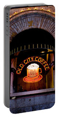 Old City Coffee Portable Battery Charger