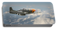 P51 Mustang - 'old Crow' Portable Battery Charger