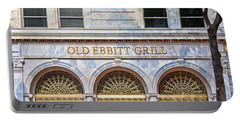 Old Ebbitt Grill Portable Battery Charger