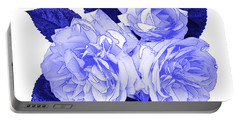 Portable Battery Charger featuring the photograph Old Fashioned Roses by Jane McIlroy