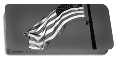 Portable Battery Charger featuring the photograph Old Glory by Ron White