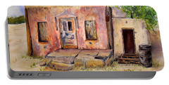 Old House In Clovis Nm Portable Battery Charger