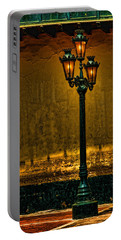 Old Lima Street Lamp Portable Battery Charger