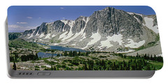M-09702-old Main Peak, Wy Portable Battery Charger