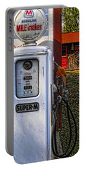 Old Marathon Gas Pump Portable Battery Charger