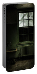 Old Room - Abandoned Asylum - The Presence Outside Portable Battery Charger