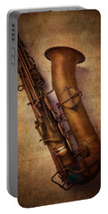 Old Sax Portable Battery Charger