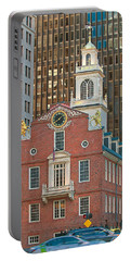 Old State House Portable Battery Charger