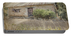 Old Stone Cottage Portable Battery Charger