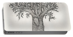 Old Tree Portable Battery Charger