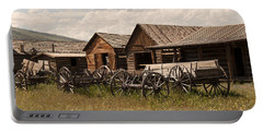 Old West Wyoming  Portable Battery Charger