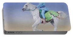 Oman Cavalryman Portable Battery Charger