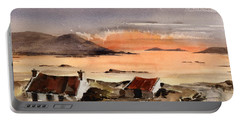 Omey Island Sunset Galway Portable Battery Charger