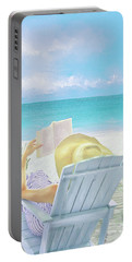On Beach Time Portable Battery Charger