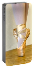 Ballet Toes On Point Portable Battery Charger