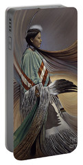 On Sacred Ground Series I Portable Battery Charger
