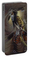 On Sacred Ground Series IIl Portable Battery Charger