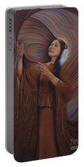 On Sacred Ground Series V Portable Battery Charger