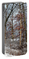 On Such A Winter's Day Portable Battery Charger
